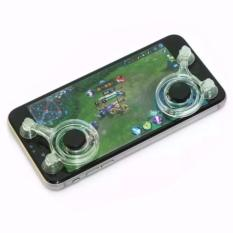 Fling Mini Screen JoyStick Gamepad Joypad for MOBA Mobile Legend Smartphone / HP / Android / iPhone - Random