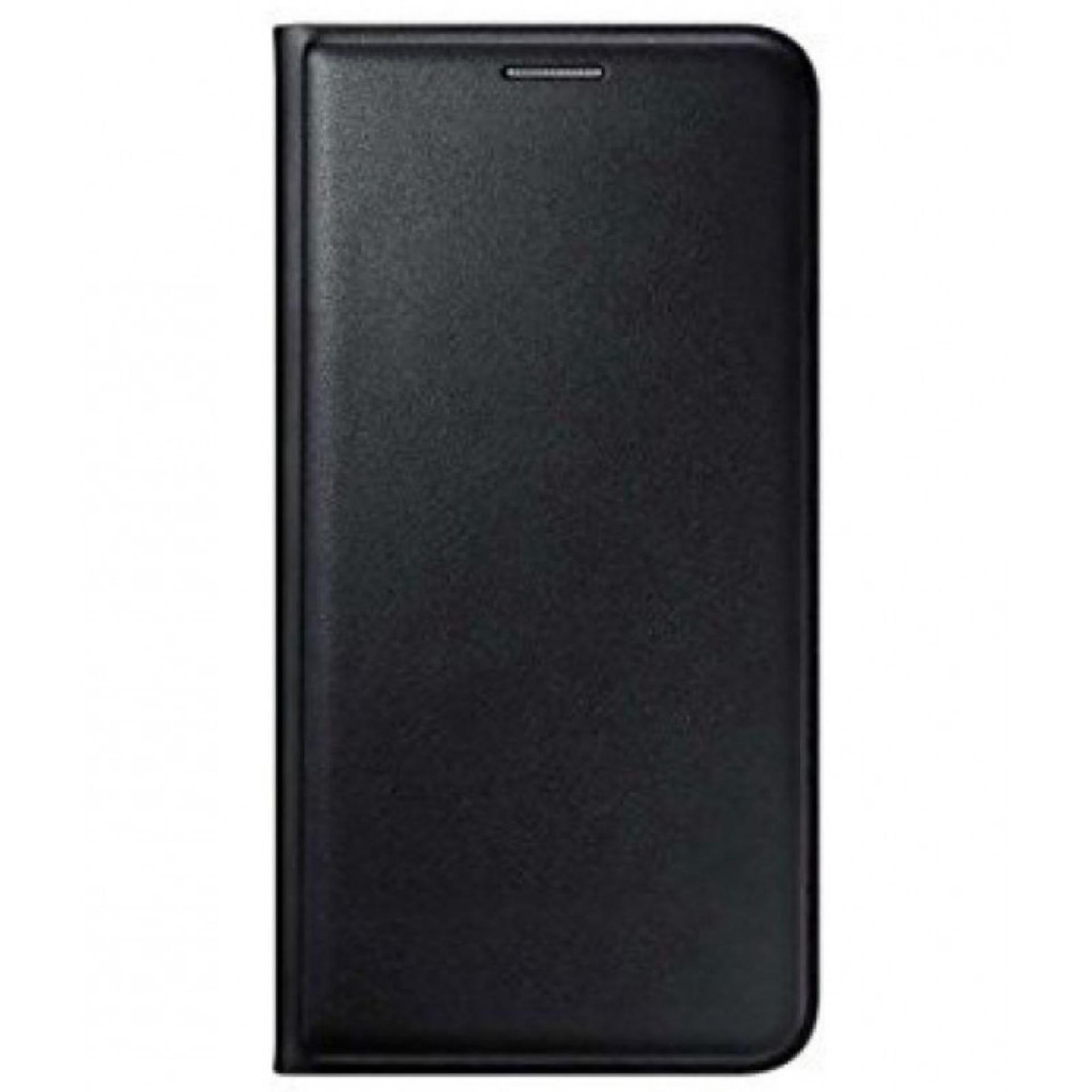 Flip Cover for Lenovo A7700 - Black
