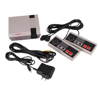 For Nintendo Mini NES Classic Edition Game Console Gamepad Games US Plug - intl