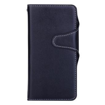 For Sharp Aquos 506SH / Zeta SH-04H Fashionable Leather Phone CaseFlip Folio Cover (