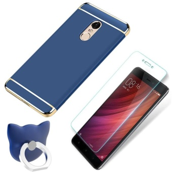 For Xiaomi Redmi Note 4X(3GB)Hybrid 3 In1 Phone Case with HD AntiBlue