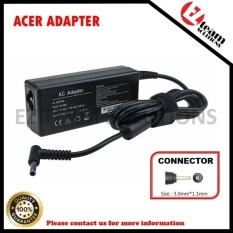 (Free Power Cable) Replacement Laptop/Notebook AC Adapter AcerIconia Tab A500 12V 1.5A (30W) 3.0*1.1mm   - intl