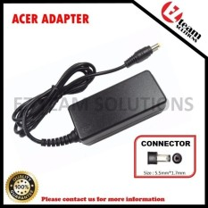 (Free Power Cable) Replacement Laptop/Notebook Ac Adapter GatewayLT2123U 19V 2.15A (40w) 5.5 x 1.7Mm   - intl