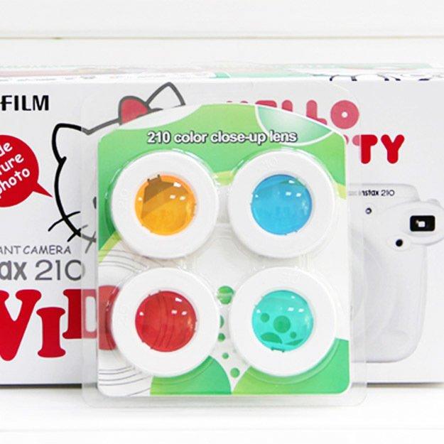 Fujifilm Color Lens For Instax Wide 210 Camera