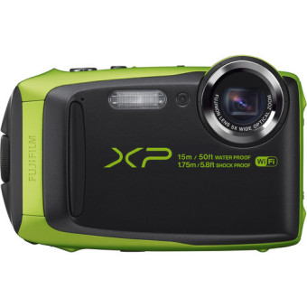 Fujifilm FinePix XP90 Digital Camera (Green) - intl