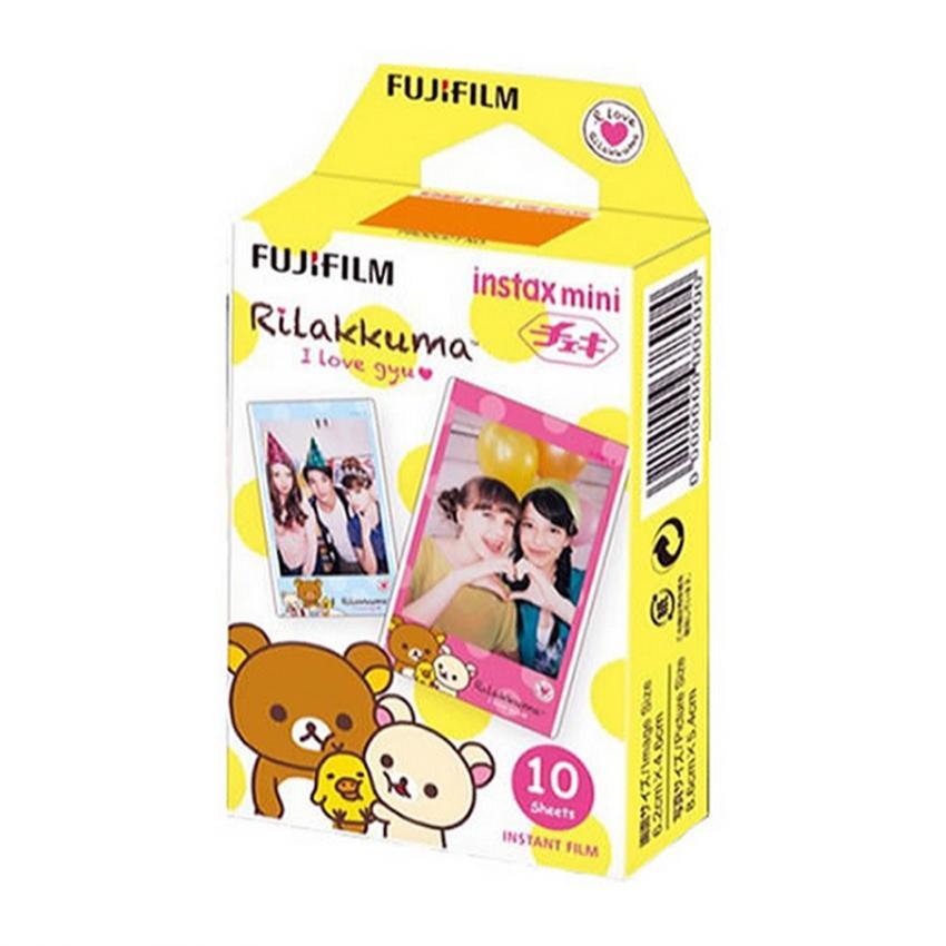 Fujifilm Instax Gyu Mini cinta instan 10 film untuk Fuji 7S 8 2550s 70 90/Polaroid 300 kamera instan/berbagi SP-1