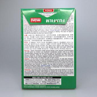 Fujifilm Instax Mini Instant White 10 Film for Fuji 7s 8 25 50s 7090 / Polaroid 300 Instant Camera / Share SP-1 Printer - 4