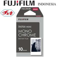 Fujifilm Refill Kamera Instax Mini Film Camera Monochrome - 10 Lembar