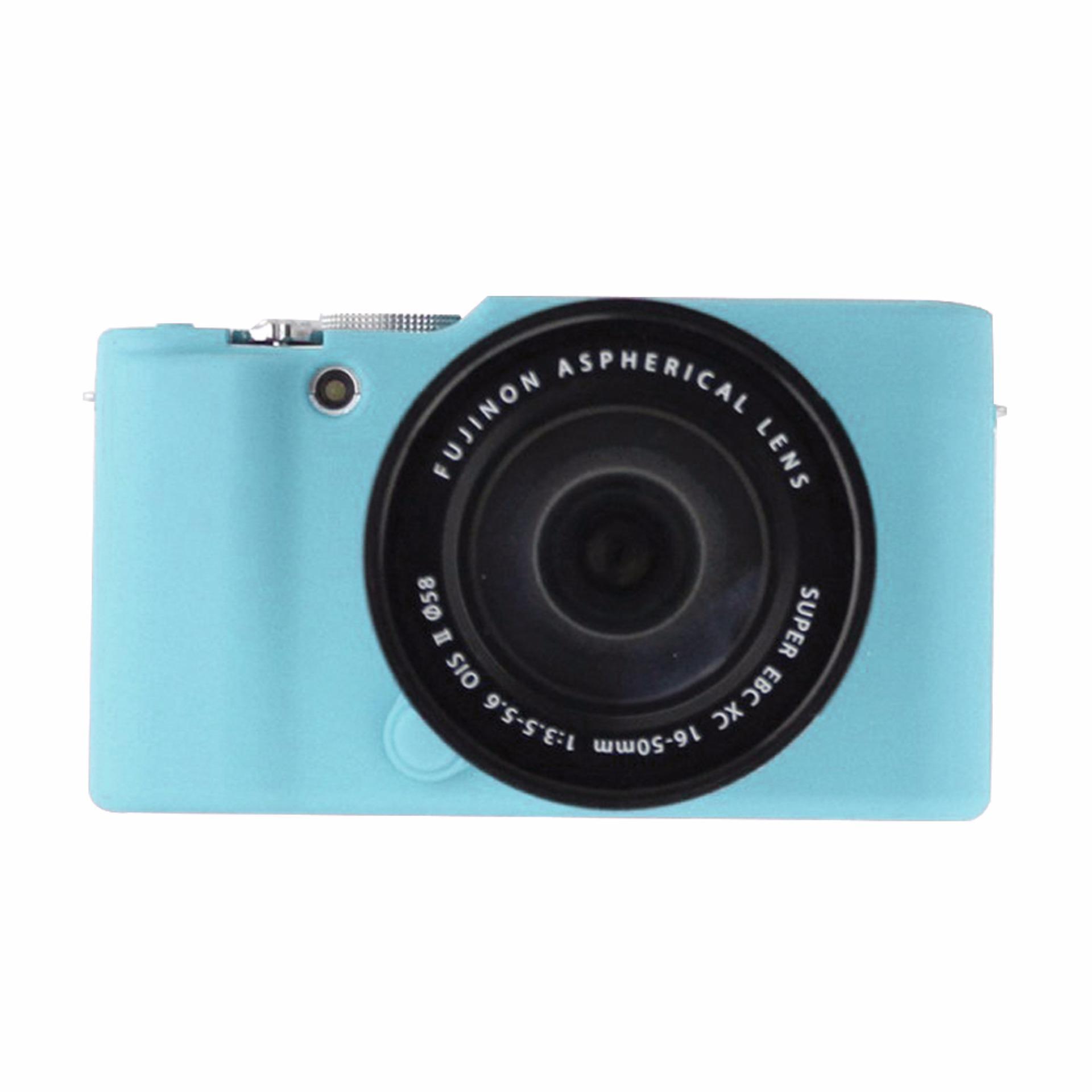 ... Fujifilm X-A2/X-A1/X-M1 Silicone Case/Sarung ...