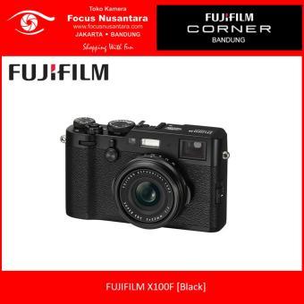 FUJIFILM X100F [Black] + Instax Share SP2
