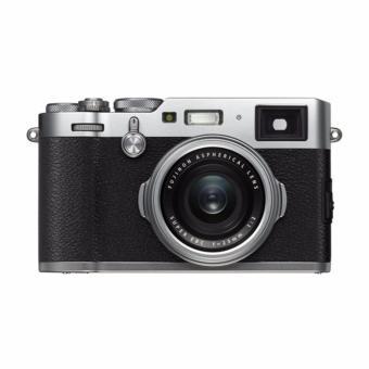 Fujifilm X100F Silver & Instax Share