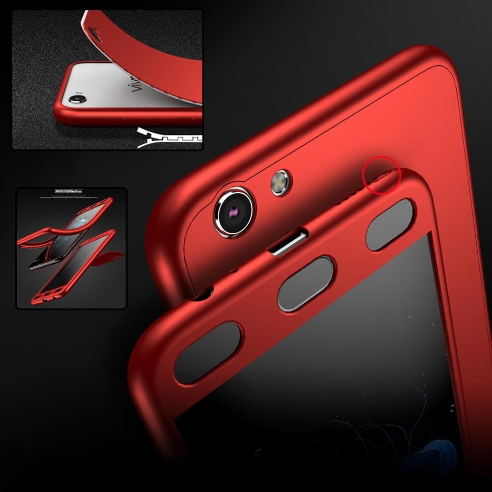 ... Full-Body Case For OPPO R9s Plus / F3 Plus Soft TPU Matte FinishSlim Cover ...