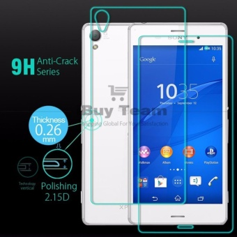 Full Body Tempered Glass for Sony Xperia Z3 D6603 Front Back Screen Protector Explosion-Proof