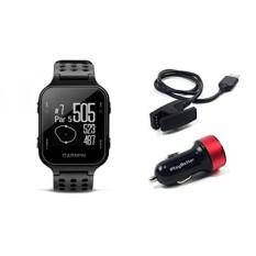 Garmin Approach S20 Golf Watch - Black - intlIDR4744000. Rp 4.825.000