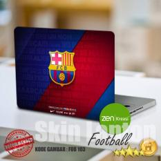 Garskin / Sticker / Skin / Cover / Stiker Laptop - Fo Barcelona Barca