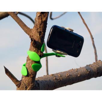 Gekkopod Mini Flexipod/Universal Holder untuk Smartphone/iPad/Tab - JINGGA - 2