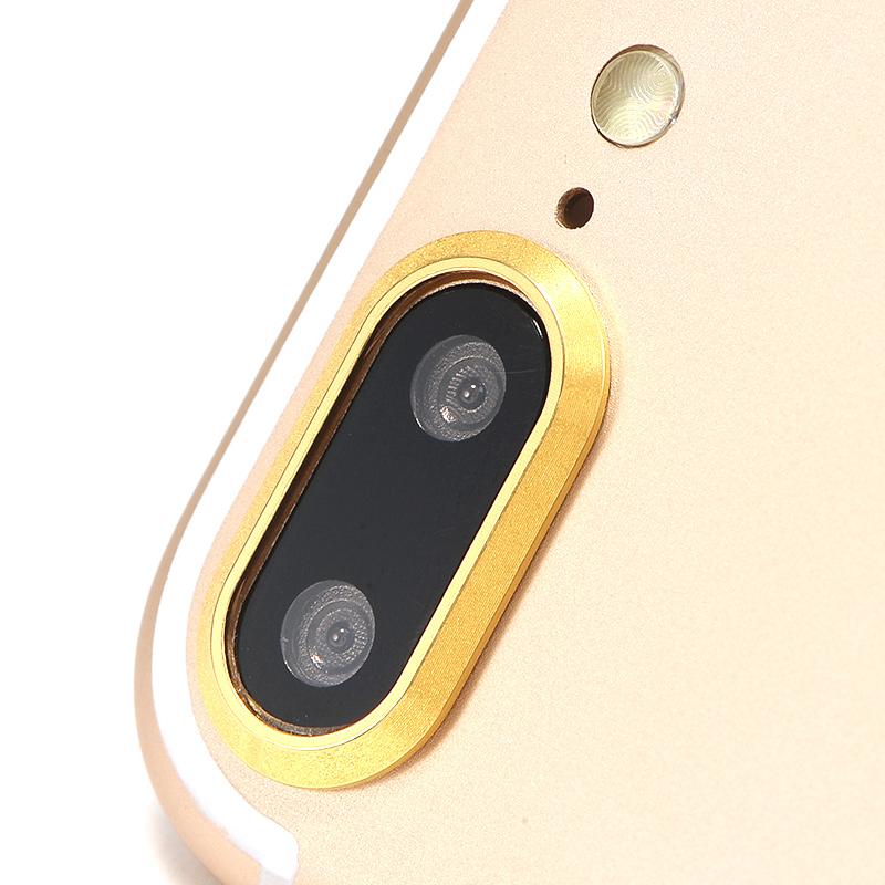 Gete si iphone78plus IPHONE kamera pelindung layar pelindung penutup aksesoris gesper cincin lensa