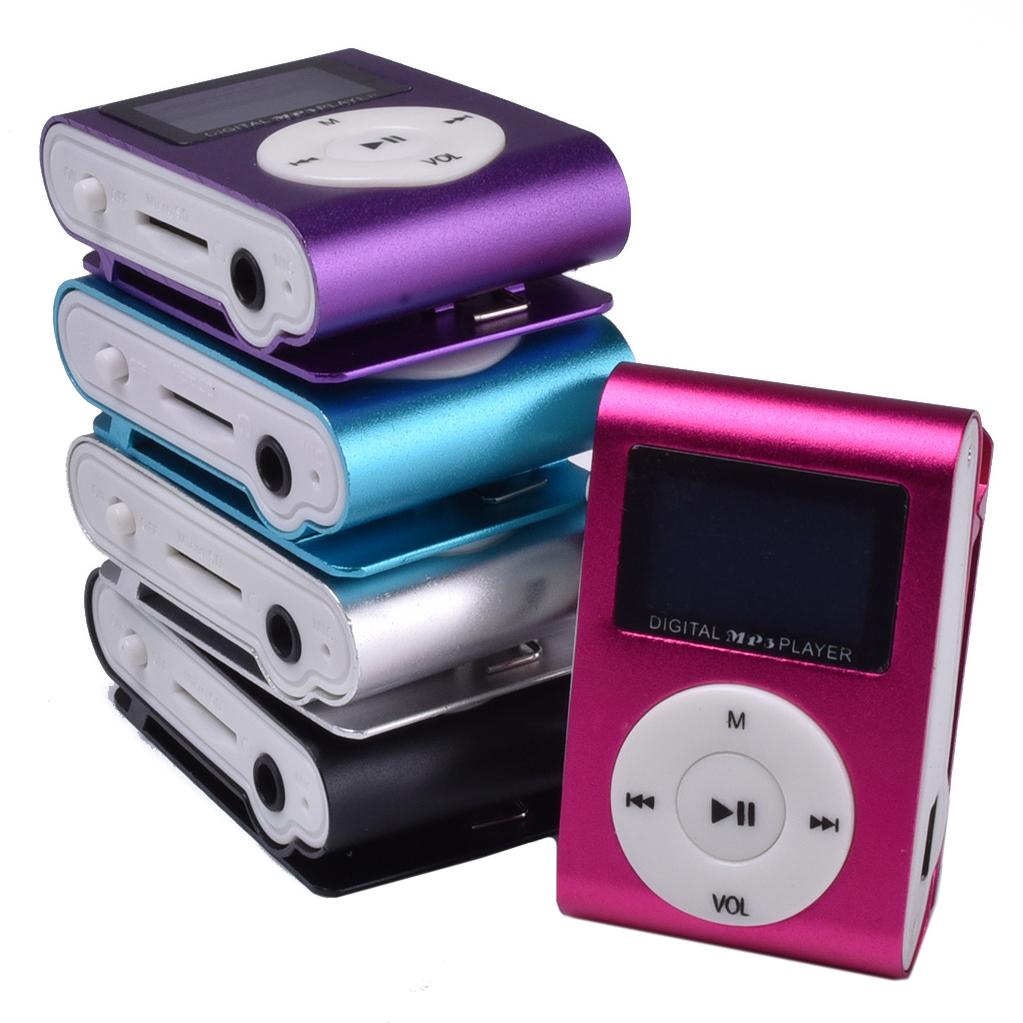 GETEK 32 GB Micro SD Kartu TF Radio FM USB Mini Klip MP3 .