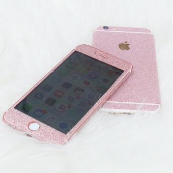 Glitter Skin Case Oppo F1 Plus - BabyPink