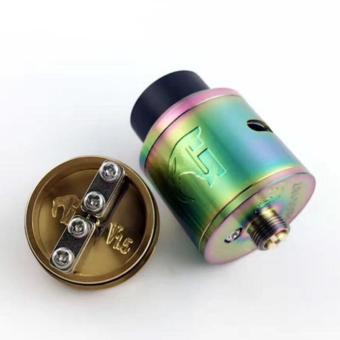 Goon v1.5 Bridge Clamp Design RDA 24mm - Rainbow