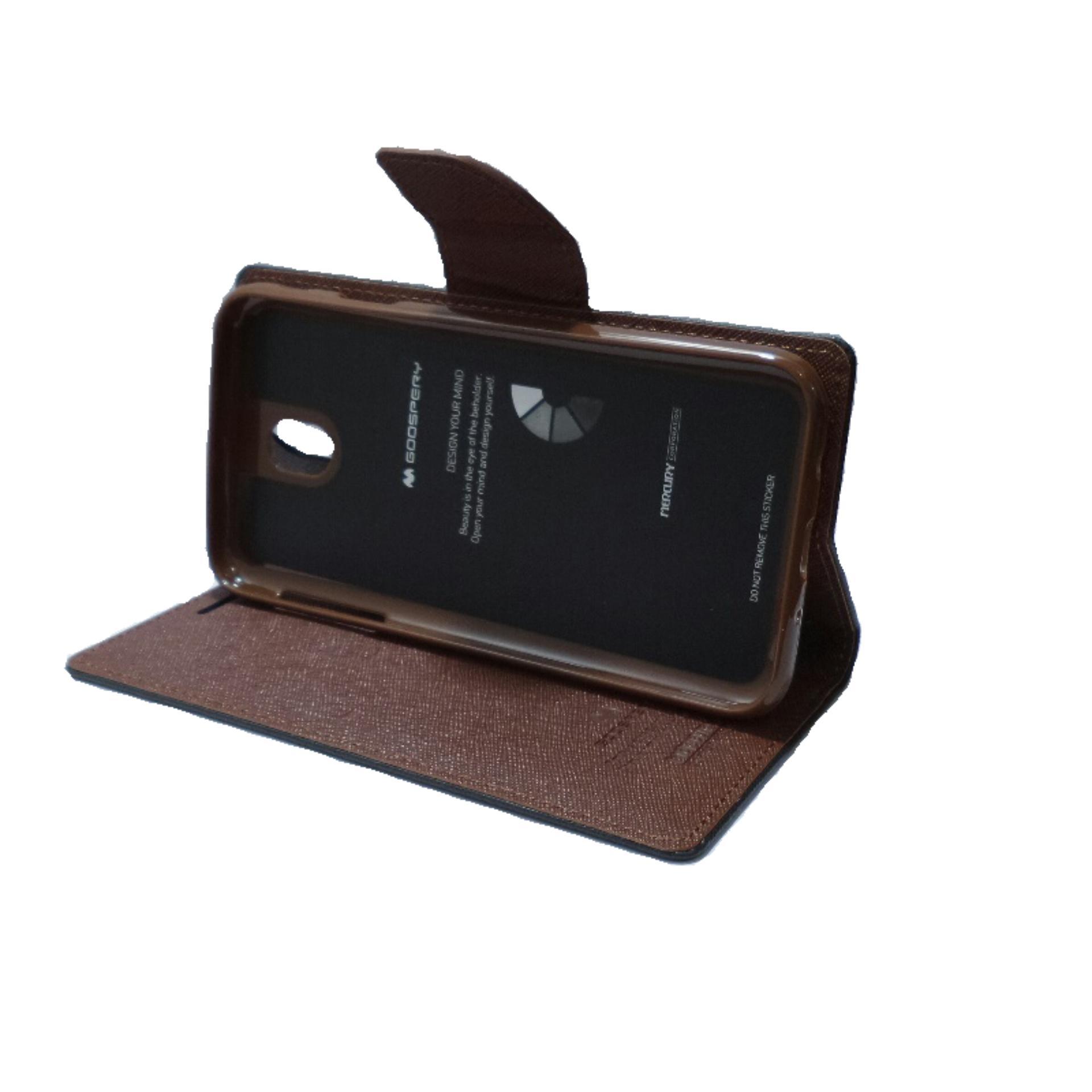 Mercury Goospery Fancy Diary For Samsung Galaxy Ace 3 Case Xiaomi Redmi Note 4 4x Mobiles