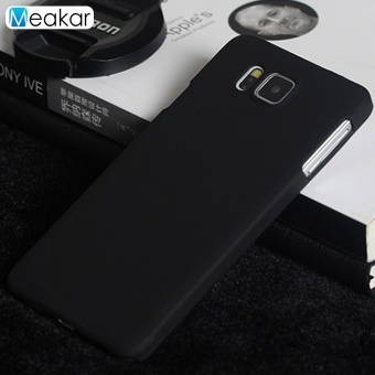 Grind arenaceous Hard Plastic 4.7 Phone Cover Case For SamsungGalaxy Alpha/G850 - intl