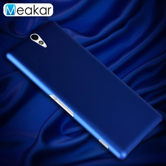 Detail Gambar Grind arenaceous Hard Plastic 6.0 Cell Phone back Cover Case forSony Xperia C5 - intl dan Variasi Modelnya