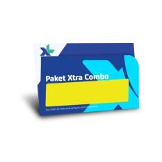 [GROSIR] Kartu Perdana & Paket XL Xtra Combo 15GB + 15GB (50 PCS)