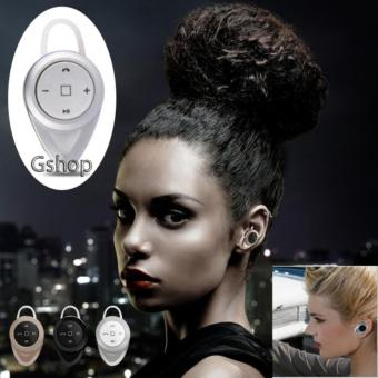 Gshop A1 Mini Wireless Bluetooth 4.0 Earphone Stereo Headphones Headset With Microphone Universal