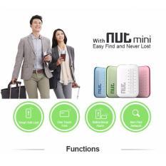 Gshop Nut Mini Anti-lost Smart Tracker Anti-lost Bluetooth 4.0 Tracer GPS LocatorTag Alarm Wallet Key Pet Finder Alarm Smart Finder GPS Tracker