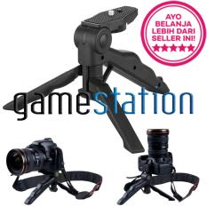 GStation  Mini Tripod Multifungsi 2 In 1 DSLR,Xiaomi Yi,Camera Digital