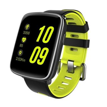 GV68 Wristband Heart Rate Monitor Smart Watch Bluetooth Waterproof Swimming Smart Band Sports Reminder Bracelet - intl