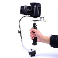Handheld Steadycam Stabilizer Video Gimbal Kamera DSLR GoPro Xiaomi Yi Action Camera - Black