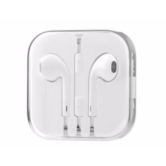 Harga Handsfree iPhone 4 5 6 Earphone / Headset Original OEM