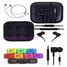 Handsfree/Headset-Xiaomi Earphone Big Bass Piston Mi 2nd Generation-black