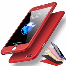 Rp 39.000. Hardcase Case 360 Iphone 5 / 5S Casing Full Body Cover + Free Tempered ...
