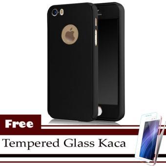Hardcase GKK 360 For Apple iPhone 6 / 6s Full Cover Shockproof Casing Handphone Polikarbonat -