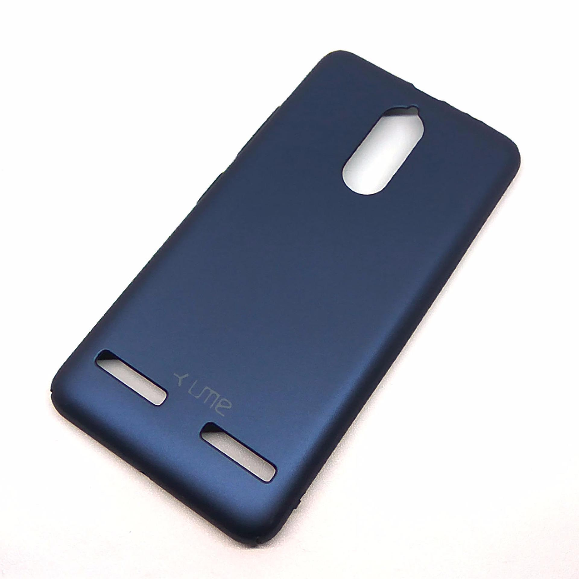 ... Hardcase Ume Eco Doff Color untuk Lenovo K6 Power Casing Ultra slimHard case - Hitam ...