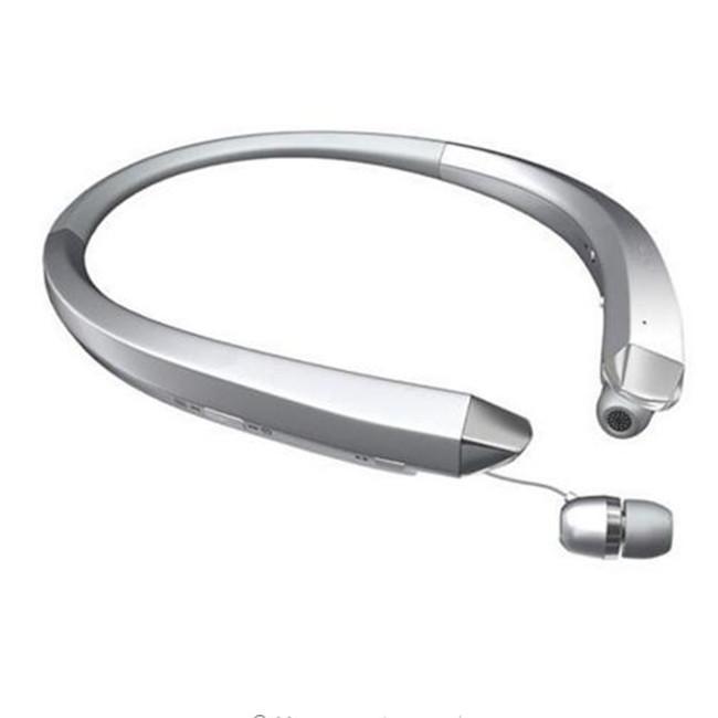 HBS 910 Bluetooth nirkabel ponsel memakai leher gantung musik bisnis olahraga headphone earphone .