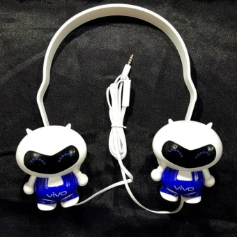 Headset Bando Super Bass VO-X900 for Vivo V5/V5S/V5 Lite Limited Edition