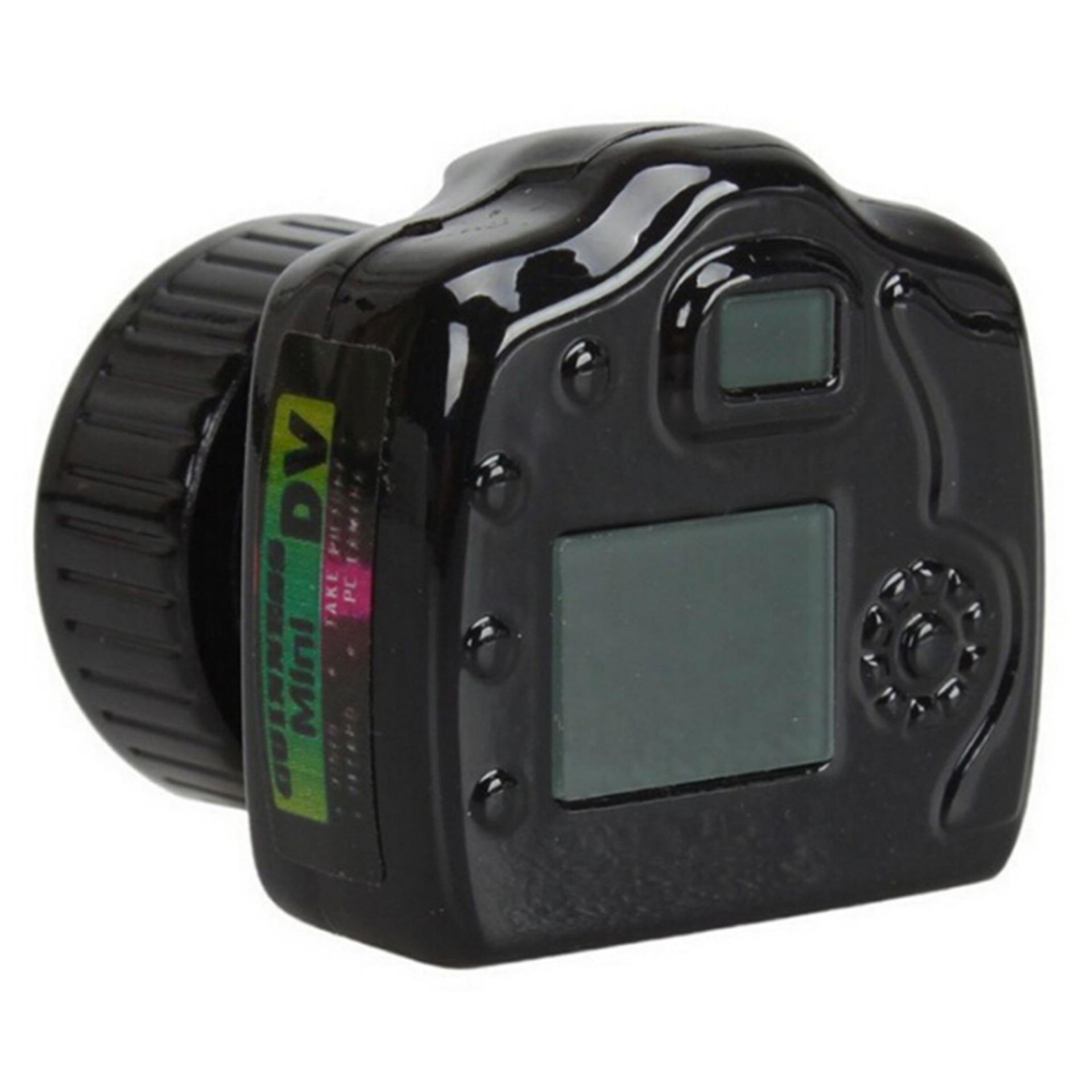 ... HengSong 2MP HD Mini DV Digital Camera Video Recorder CamcorderWebcam DVR Spy Outdoor Recorder(Black ...
