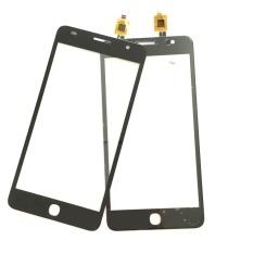 (Hitam) Baru untuk Alcatel Pop Star 3g OT5022 OT 5022 OT-5022 5022X 5022D Layar Sentuh Digitizer Aksesoris + 3 M Tape + Membuka Alat Perbaikan + Lem