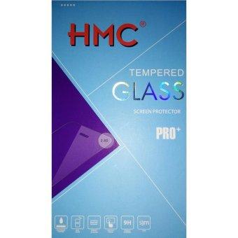 Detail Gambar Produk HMC Samsung Galaxy S7 edge - 3D Full Screen Tempered Glass 2016 +Curved + Lis Silver Terbaru