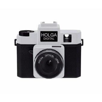 Holga Digital Camera - [Black & Silver] - intl