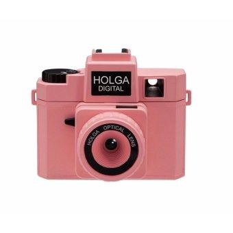 Holga Digital Camera - [Pink] - intl