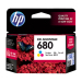 hp 680 tri color ink