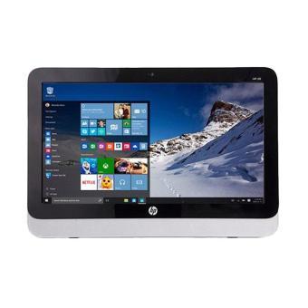 Hp Aio 20-R123D Desktop Pc