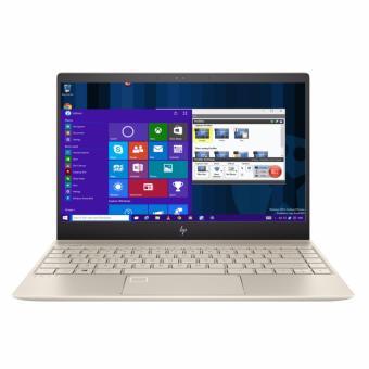 Spesifikasi HP Envy 13-AD004TX - Intel Core i7-7500 - 8GB - 512GB SSD - VGA - Non DVD - 13.3