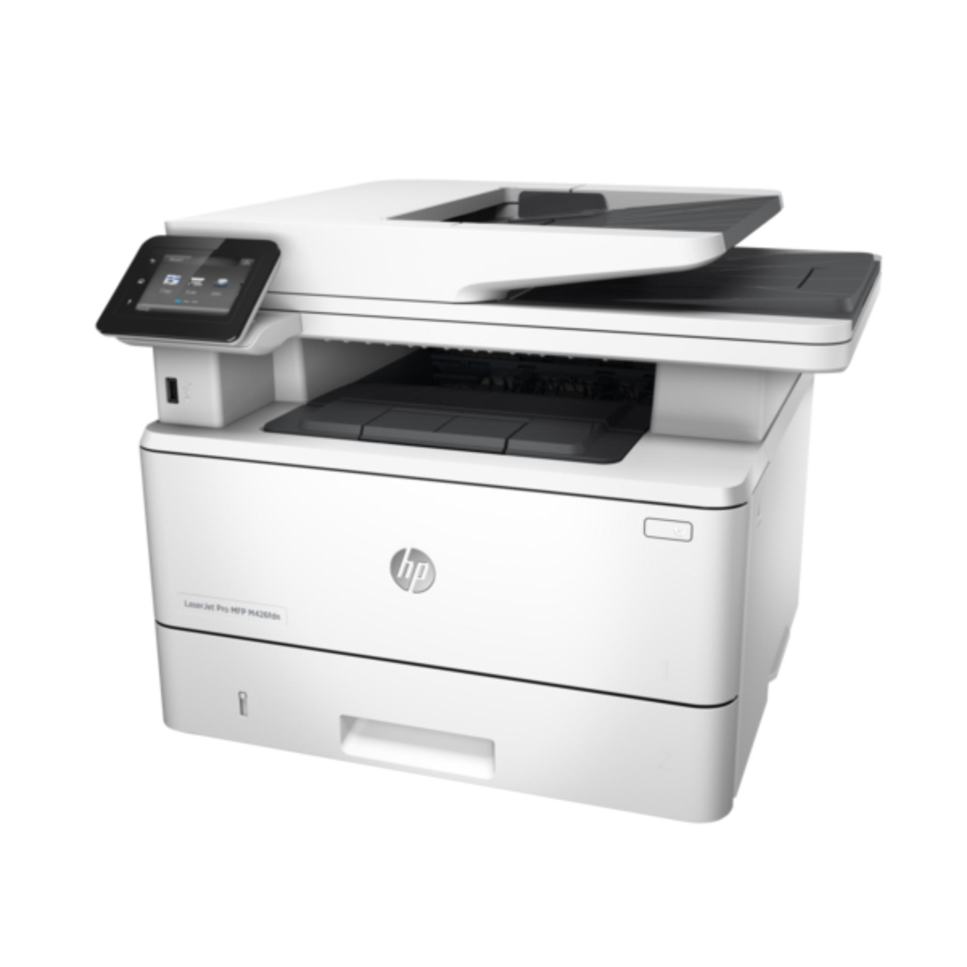 HP LaserJet Pro MFP M426fdn+Free 1 Ream Print Paper .