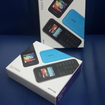 HP Nokia 105 Garansi Resmi Tanpa Handsfree Murah BNIB New